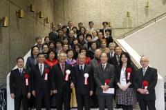 H28年長崎県美術協会書部代表作家展&日韓親善交流書展