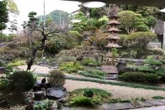 西方寺様 庭園