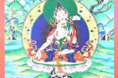 馬場﨑研二 チベット・タンカ展